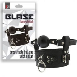 COLLARE CON BALL GAG